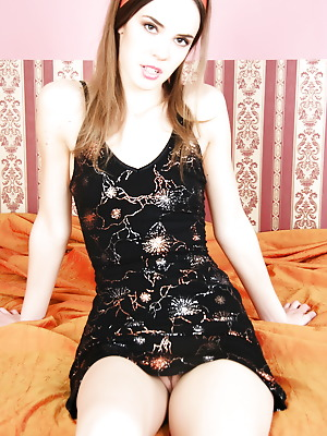 Glam Deluxe  Darina  Brunettes, Beautiful, 18 year, Teens, Young, Striptease